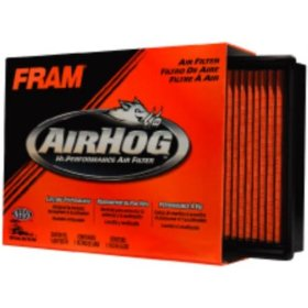 Show details of FRAM PPA8221 Air Hog Panel Filter.