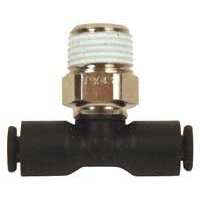 "Show details of Imperial 91545 Push to Connect Male Branch Tee Fitting 1/8""x1/8"" (Pack of 10)."