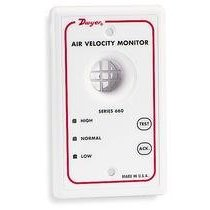 Show details of Monitor,Air Velocity Dwyer Instruments 660.