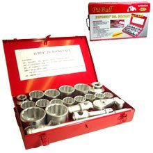 "Show details of 21 PC 1""DR SOCKET SET SAE."