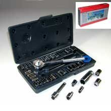 Show details of 40 PC SOCKET SET.