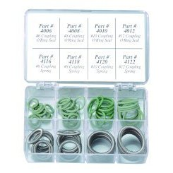 Show details of FJC, Inc. (FJC4290) 60 Piece Ford Spring Lock O-Ring Kit.