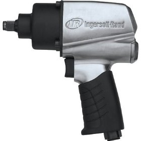 Show details of Ingersoll Rand Air Impact Wrench - 1/2in. Drive, 450 Ft.-Lbs. Torque, Model# 236G.