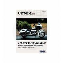 Show details of CLYMER MANUAL CLY HD FXD TC88 M4253.