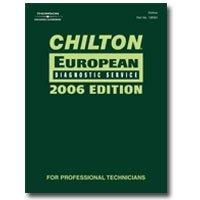 Show details of Chilton 2006 European Diagnostic Manual.