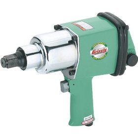 "Show details of Grizzly H0581 3/4"" HD Pin-Clutch Impact Wrench."