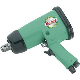 "Show details of Grizzly G8125 3/4"" Impact Wrench."