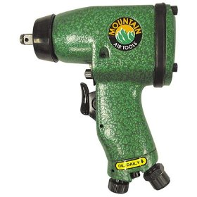 Show details of Mountain 7372 3/8-Inch Drive Pistol Grip Impact Wrench.