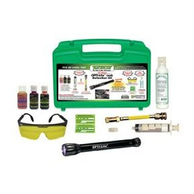 Show details of Tracerline Complete Leak FinderTM Kit.