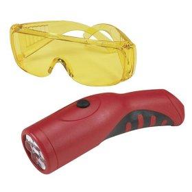 Show details of UVIEW 413070 UV-Phaser - 7 LED Cordless Lite.