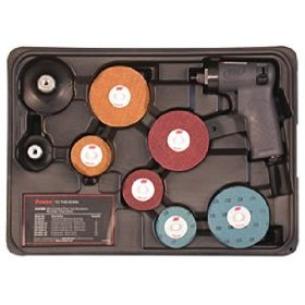 Show details of Mini Surface Prep Air Tool Kit.