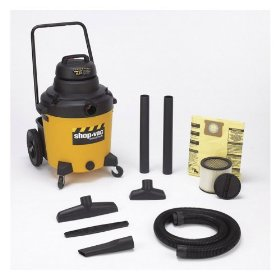 Show details of Shop-Vac 925-33-10 18-Gallon 6.5 HP Industrial Wet/Dry Vacuum.