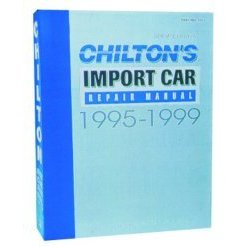 Show details of Chiltons Import Car Manual.