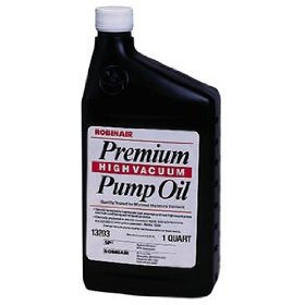 Show details of 1 Qt. A/C Vacuum Pump Oil.