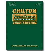 Show details of Chiltons Book Company (CHN142204) Chilton Chrysler 2008 Service Manual.