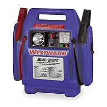 Show details of Jump Starter,Booster/Air Compressor Westward 1YMN2.