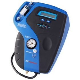 Show details of COOLTECH ID PLUS REFRIGERANT IDENTIFIER, 115 60 HZ AC OR 12 DC, WITH AIR PURGE CAPABILITY.