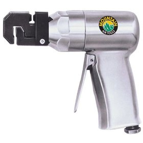 """Show details of 5/16"""" Pistol Grip Punch/Flange Tool (MTN7378) Category: Air Flange Tools."""
