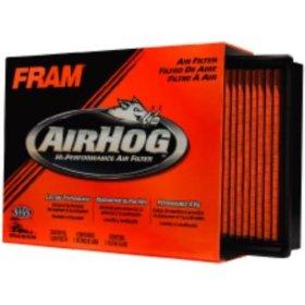 Show details of FRAM PPA3916 Air Hog Panel Filter.