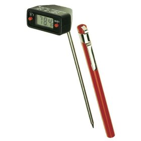 Show details of Robinair 43230 Digital Swivel Head Thermometer.