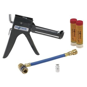 Show details of UVIEW 331500 Spotgun Jr. Multi-Shot System Kit.