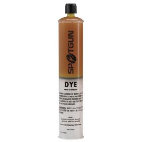 Show details of UVIEW 499004 4 oz. Cartridge of Universal / AC Dye.