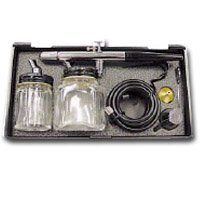 Show details of Mountain (MTN4004) Deluxe Air Brush Kit.