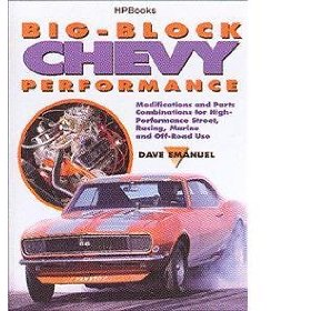 Show details of HP Books Repair Manual for 1973 - 1973 Chevy Bel Air.