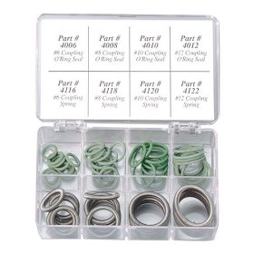 Show details of FJC, Inc. 4290 60 Piece Ford Spring Lock O-Ring Kit.