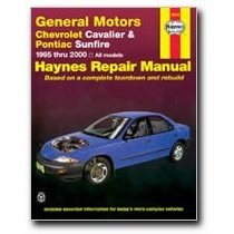 Show details of Haynes General Motors: Chevrolet Cavalier and Pontiac Sunfire (95 - 04) Manual.
