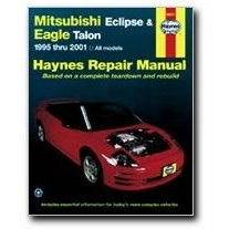 Show details of Haynes Mitsubishi Eclipse and Eagle Talon (95 - 01) Manual.