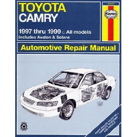 Show details of Haynes Toyota Camry (97 - 01) Manual.