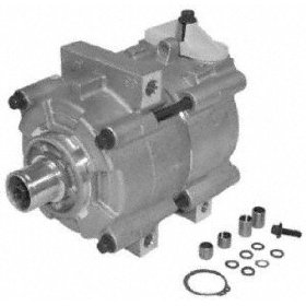 Show details of Motorcraft YC186 New Compressor.