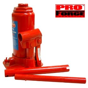 Show details of 6 Ton Hydraulic Bottle Jack.