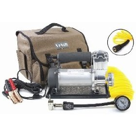 "Show details of VIAIR 400 Series ""Portable"" Air Compressor."