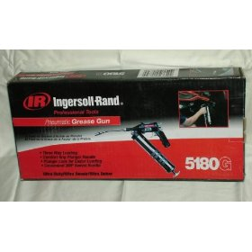 Show details of Ingersoll Rand Pneumatic Grease Gun.
