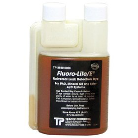 Show details of Spectronics Corp / Tracer TP38400008 Fluoro-Lite Universal/R12/R134a Bottled A/C Dye.