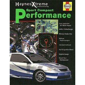 Show details of HAYNES REPAIR MANUAL for COMPACT PERFORMANCE NUMBER 11102.