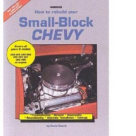 Show details of HP Books Repair Manual for 1958 - 1958 Chevy Delray.