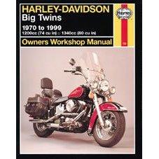 Show details of Haynes Harley Davidson Big Twins (1970-1999) (Paperback).