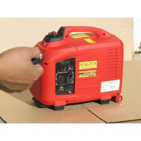 Show details of Magna 2700 Watt Remote Electric Start Portable Inverter Generator (Can Start RV Air Conditioner).