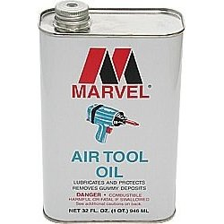 Show details of Tire Service Central | JSP10117 | AIR TOOL OIL | I QUART CAN.