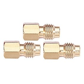 Show details of Mountain 8400 Brass Adapter Set - Set of 3.