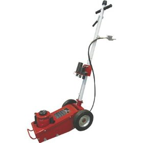 Show details of Torin Air/Hydraulic Floor Jack - 44,000-Lb. Capacity, Model# TQ22001.