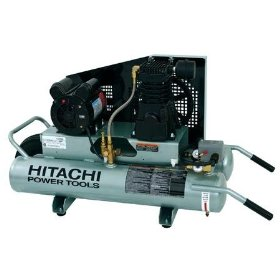 Show details of Hitachi Power Tools Air Compressor 1.5Hp 8Gal EC189.