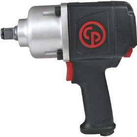 Show details of Chicago Pneumatic Air Impact Wrench - 3/4in., Model# CP7763.