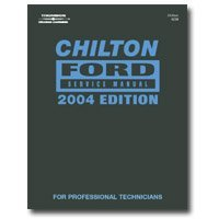 Show details of Chilton Ford Service Manual 2004.