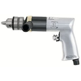 "Show details of Drill - Heavy Duty Reversible 1/2"" Air Drill."