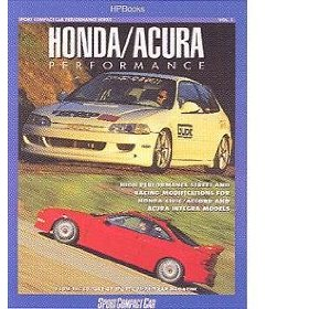 Show details of HP Books Repair Manual for 1994 - 1997 Acura Integra.