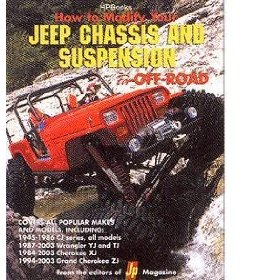 Show details of HP Books Repair Manual for 1985 - 1987 Jeep Cherokee.